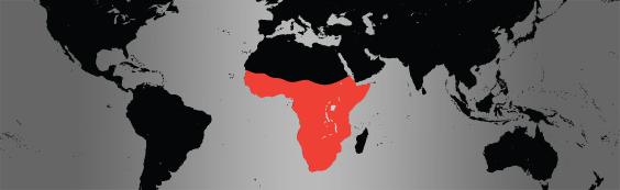 leopard tortoise map