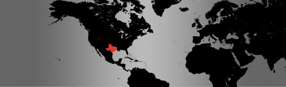 Miniture longhorn. map