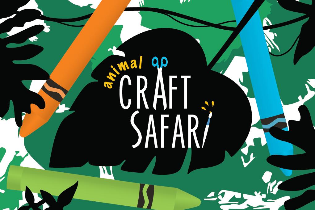 Animal craft safari