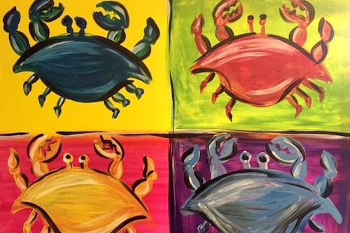maryland crab painting header