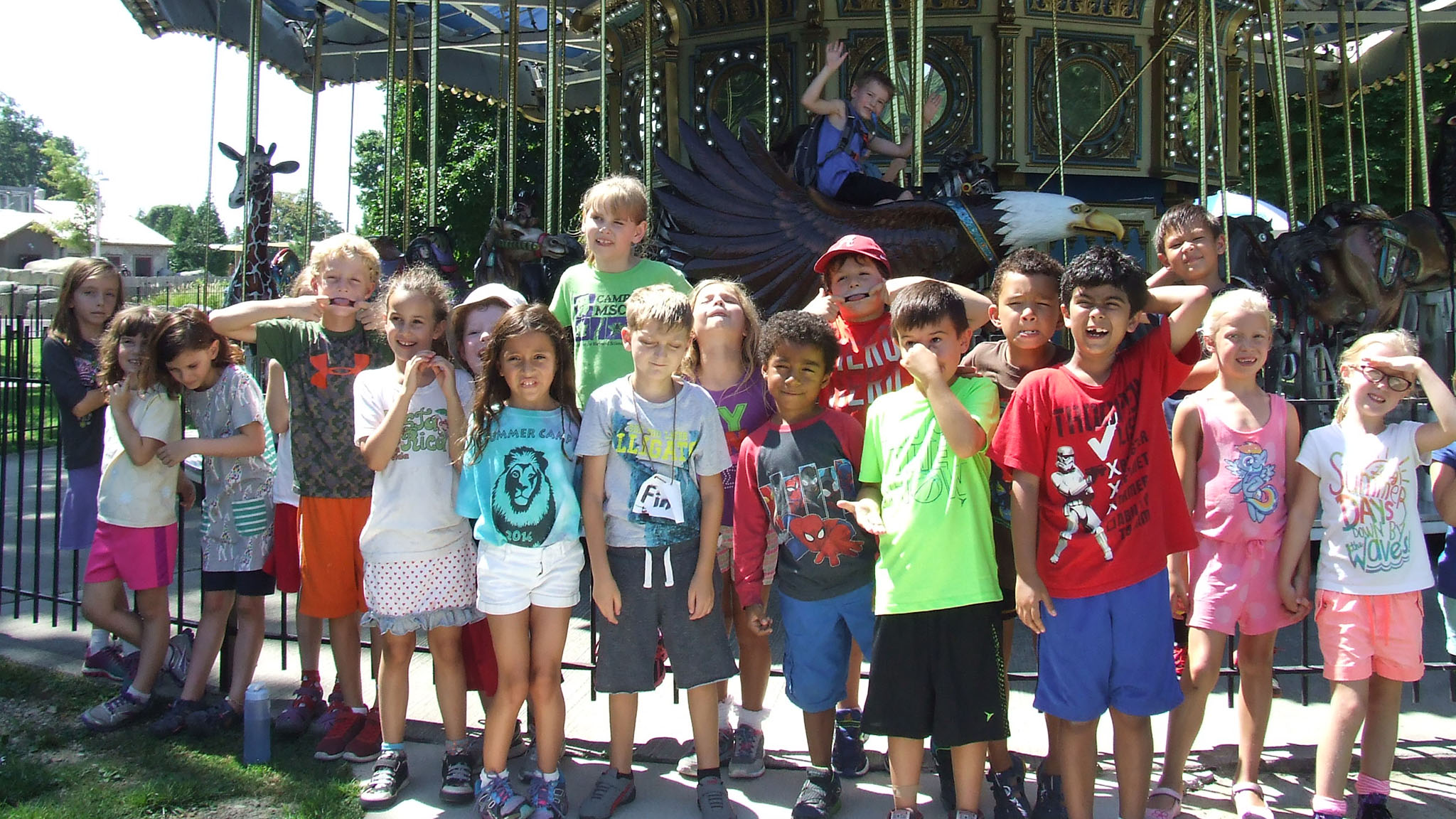 Summer Camps | The Maryland Zoo