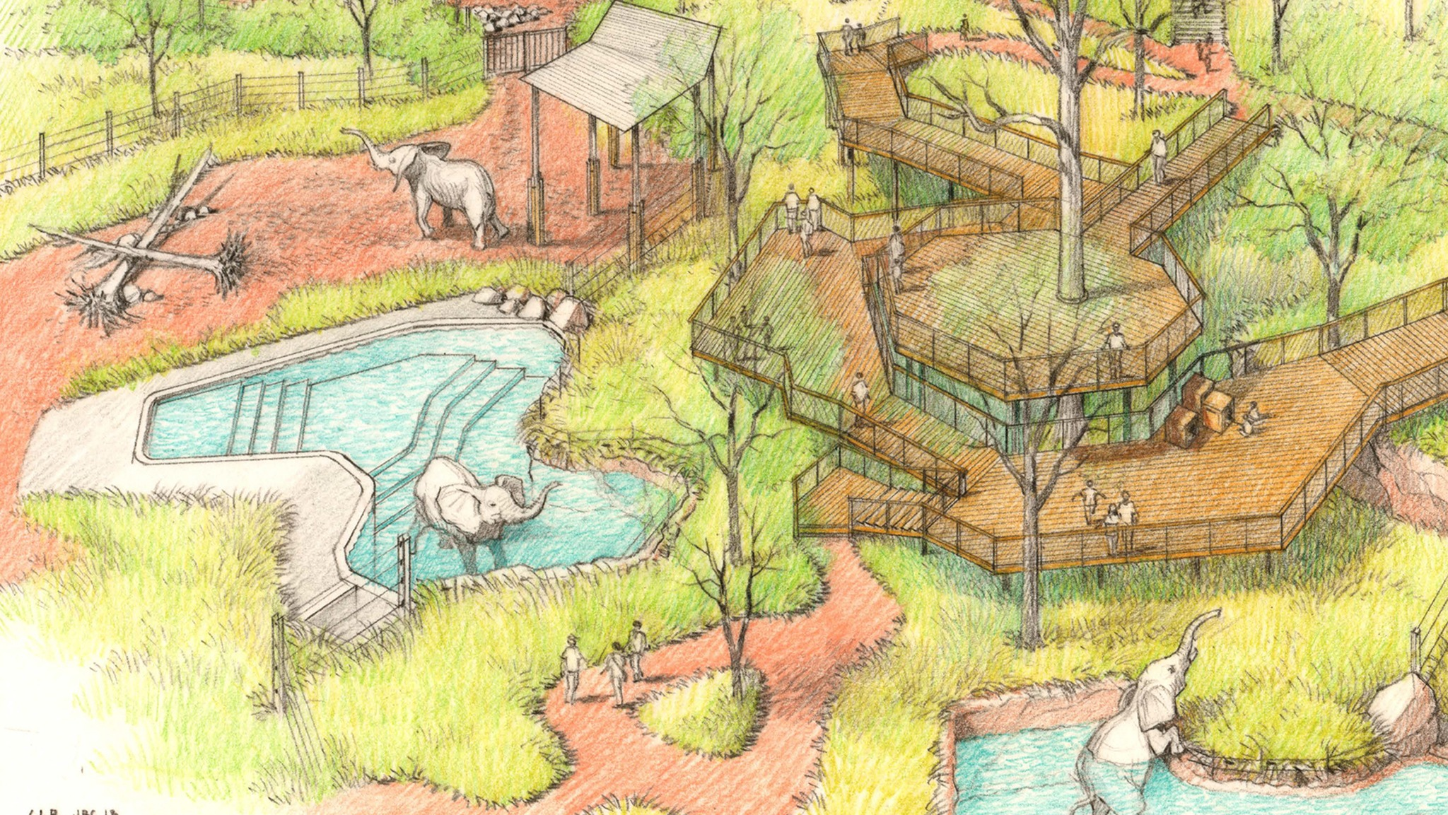 African Journey Renovation | The Maryland Zoo
