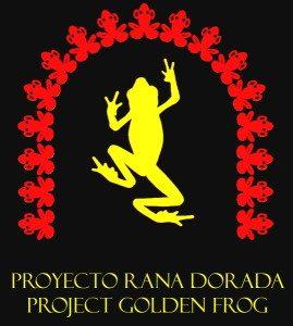 Project Golden Frog Logo