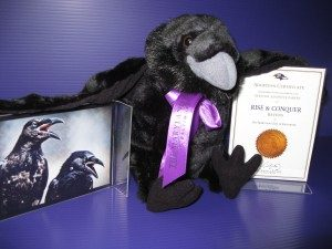 Baltimore Ravens zoo adopt