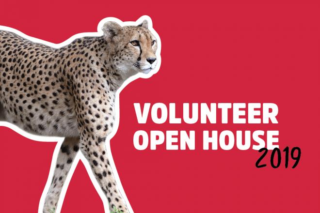 Volunteer Open House 2019