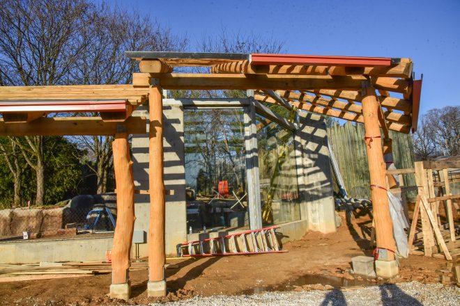 african journey under construction