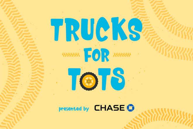 trucks for tots presented by chase